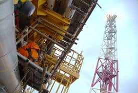 Energy & offshore monitoring